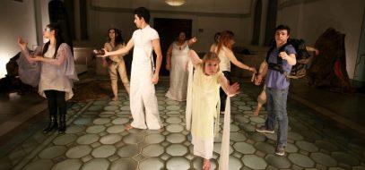 The Eumenides, Fringe 2015