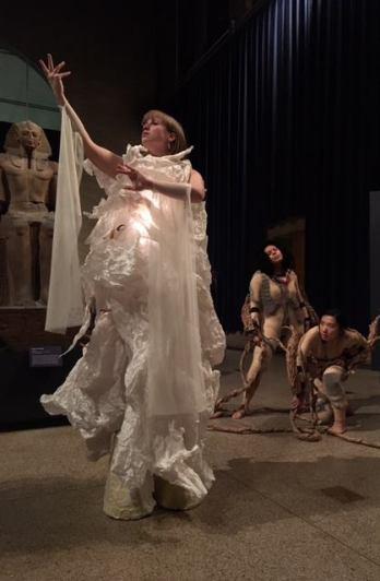 The Eumenides, White Box Theatre and UPenn Theatre Arts