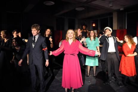 Cabaret, Front Row Theatre Co.